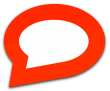 vobe logo 2019 FINAL wit rood op transparant schaduw